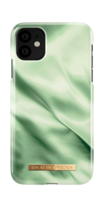 Pistachio Satin iphone 11 backcover