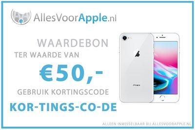AllesVoorApple.nl €50,- Cadeaubon
