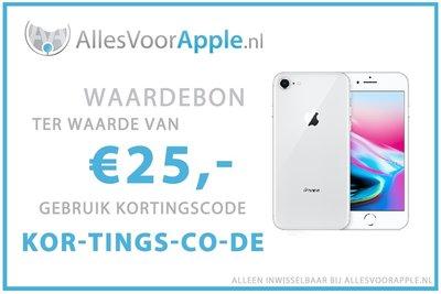 AllesVoorApple.nl €25,- Cadeaubon