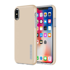 Incipio DualPro Case voor Apple iPhone X/Xs (iridescent champagne)