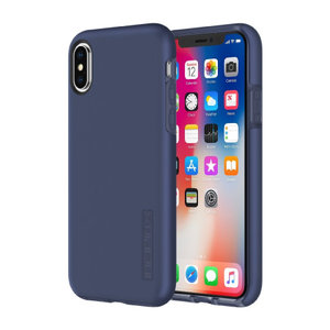 Incipio DualPro Case voor Apple iPhone X/Xs (iridescent midnight blauw)
