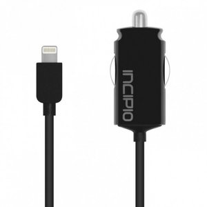 Incipio Ultra Compact Car Charger Lightning 2.1A
