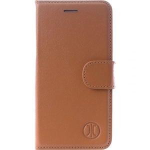 JT Berlin LeatherBook Style voor de iPhone 8 Plus/ 7 Plus (Cognac)