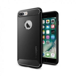 Spigen Case Rugged Armor (zwart) iPhone 7 plus / 8 plus