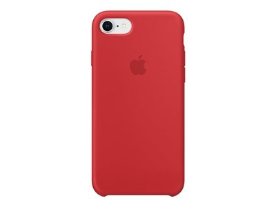 Apple iPhone 8 / 7 Siliconen Case Product red