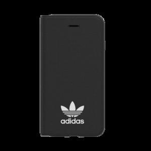 Adidas Originals TPU booklet case (zwart) voor iPhone 7 / 8 / 6/ 6s