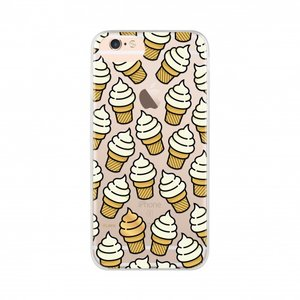 FLAVR iPlate Ice Cream beschermcase voor de iPhone 6 / 6s / 7 / 8