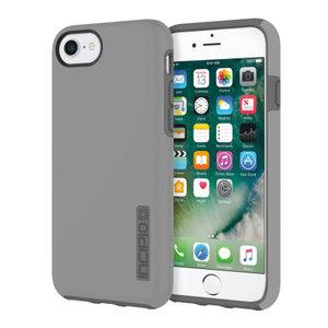 Incipio DualPro Case voor Apple iPhone 8/7/6S (gijs/donker grijs)
