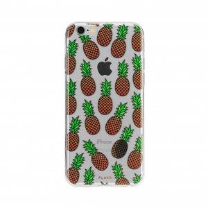 FLAVR iPlate Pineapples beschermcase voor de iPhone 6 / 6s / 7 / 8
