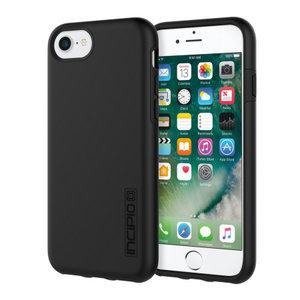 Incipio DualPro Case voor Apple iPhone 8/7/6/6S (zwart)