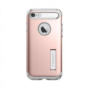 Spigen Slim Armor (roze goud) voor iPhone 7 en 8