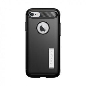 Spigen Slim Armor (zwart) voor iPhone 7 en 8