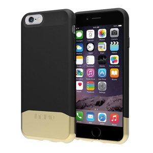 Incipio Edge Chrome Slider Case Black Gold voor iPhone 6 /6s