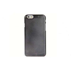 Tucano Tela Snap Case Black voor iPhone 6 Plus / 6s Plus