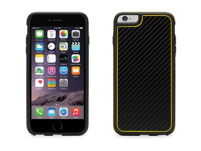 Griffin Identity Case Graphite Black / Yellow