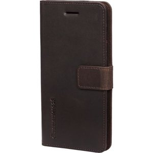 DBramante 1928 Leather Folio Case Copenhagen voor iPhone 6 Plus - Hunter Dark