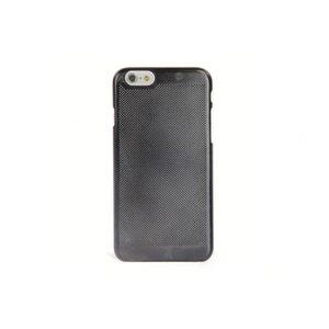 Tucano Tela Snap Case Black voor iPhone 6 / 6s