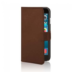 Pipetto Classic Wallet Folio Case Brown voor iPhone 6 / 6s