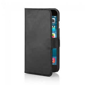 Pipetto Classic Wallet Folio Case Black voor iPhone 6 / 6s