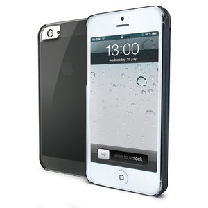 Celly LB TPU Gel Case Zwart voor iPhone 5 / 5S / 5SE