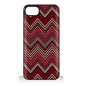 Griffin Chevron Ruby voor iPhone 5 / 5S / 5se