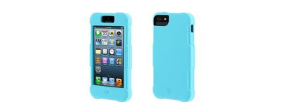 Griffin Protector Turquoise voor iPhone 5 / 5s / 5SE
