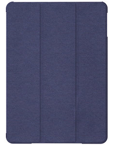 Skech Fabric Flipper Case Navy Blue voor iPad Air