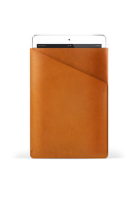 Mujjo Slim Fit iPad Air Sleeve - Tan