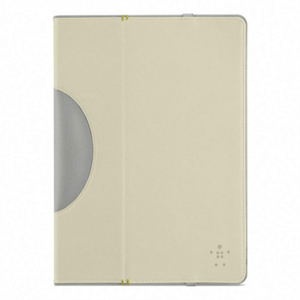 Belkin Classic Relaxed LapStand Case Cream voor iPad Air