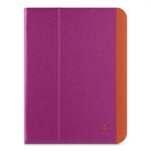Belkin Slim Style Cover Azalea/Fiesta voor iPad Air 2 en iPad Air (roze)