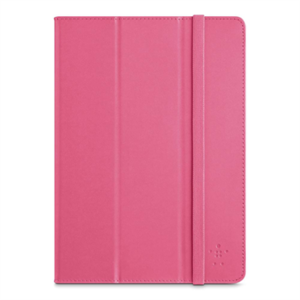 Belkin TriFold Color Duo Bubble Gum Pink voor iPad Air (roze)
