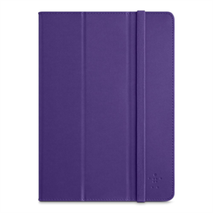 Belkin TriFold Color Duo Purple voor iPad Air