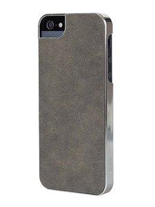 Sena Metallic Ultrathin Snap-On Case Green / Silver voor iPhone 5 / 5S / 5SE