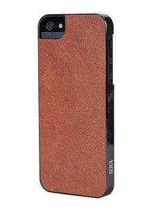 Sena Metallic Ultrathin Snap-On Case Caramel / Gun Metal voor iPhone 5 / 5S / 5SE