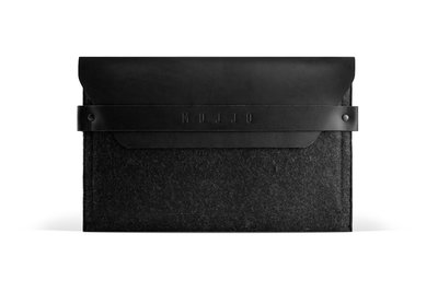 Mujjo Envelope Sleeve voor iPad mini & Ipad mini Retina  Black