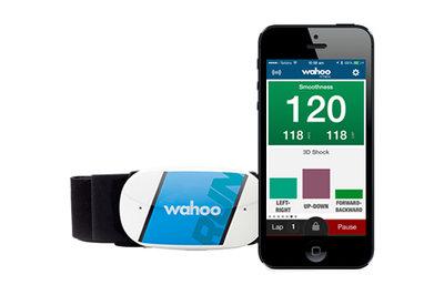 Wahoo TICKR Run Hartslagmeter met Bluetooth 4.0 en ANT+