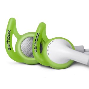 Earhoox for Earbuds Classic Green