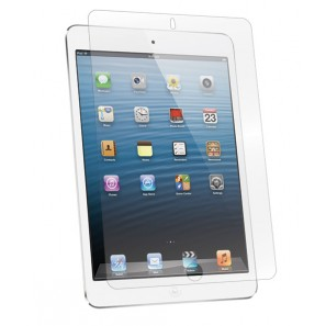 BodyGuardz UltraTough Clear ScreenGuardz Screenprotector voor iPad Mini
