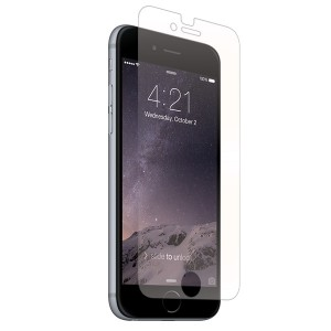BodyGuardz UltraTough Clear ScreenGuardz Screenprotector voor iPhone 5 / 5S / 5SE