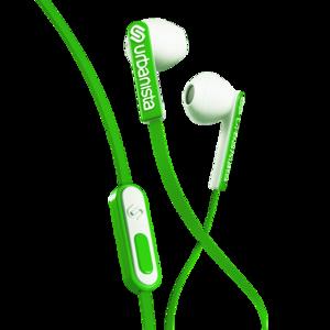 Urbanista San Francisco Crispy Apple headset (groen)
