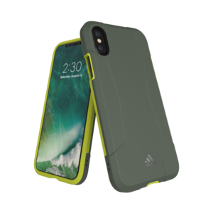 Adidas SP Solo Case Groen voor iPhone X/Xs