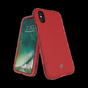 Adidas SP Solo Case Roze voor iPhone X/Xs