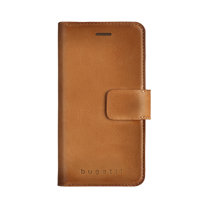 Bugatti Zurigo Wallet Cognac voor iPhone X/Xs