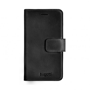 Bugatti Zurigo Wallet Zwart voor iPhone 7/8
