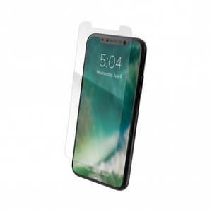XQISIT Screen Glass Edge to Edge voor de iPhone XS MAX