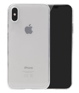 Honju TPU Cover voor Apple iPhone Xr (transparant)