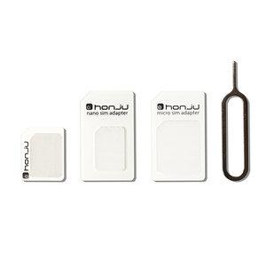 Honju HSA01 SIM-/geheugenkaartadapter SIM card adapter