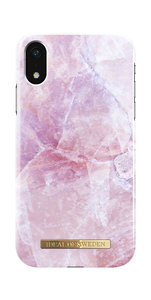 iDeal of Sweden Fashion Back Case Pilion Pink Marble voor iPhone Xs | X