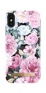iDeal of Sweden Fashion Back Case Peony Garden voor iPhone Xs | X