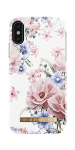 iDeal of Sweden Fashion Back Case Floral Romance voor iPhone Xs   X